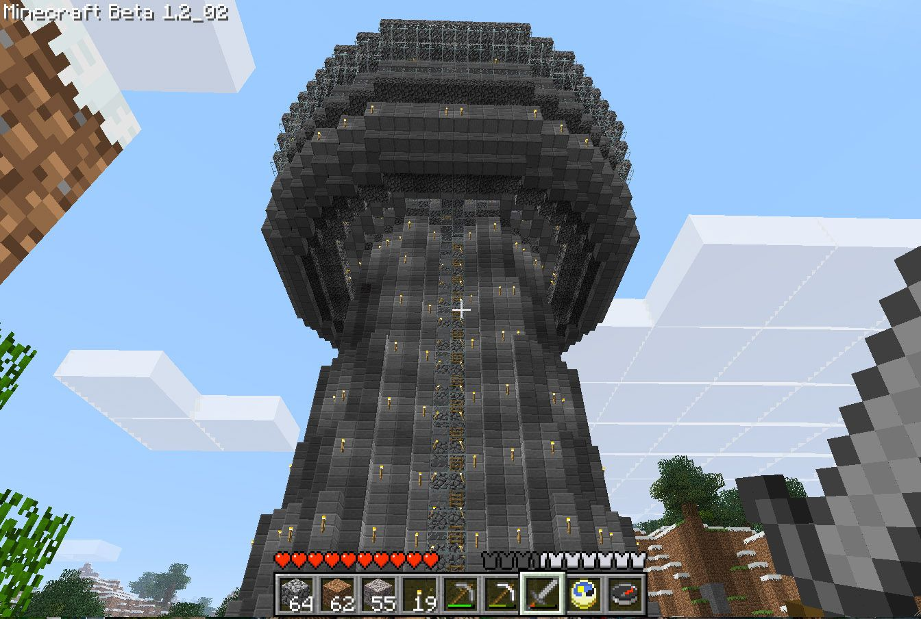 Cn tower minecraft